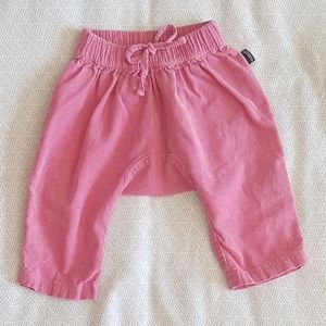 3/$30🌴Light cord pants 6m